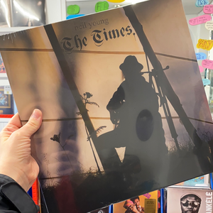 NEIL YOUNG: THE TIMES VINYL RECORD (19.02.21)