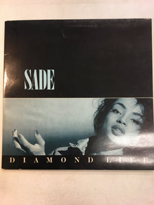 SADE LP ; DIAMOND LIFE