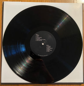 THE XX - THE XX 1LP VINYL (NM)
