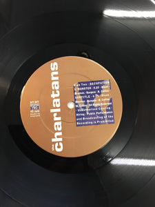 "The CHARLATANS 12"" ; ME. IN TIME"