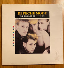Load image into Gallery viewer, DEPECHE MODE: THE SINGLES 81-85 1LP ORIGINAL PRESS VINTAGE VINYL