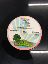 Load image into Gallery viewer, BOB DYLAN LP ; PLANET WAVES