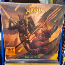 Load image into Gallery viewer, DIO: EVIL OR DIVINE 3LP VINYL LENTICULAR COVER VERY LIMITED (12.02.21)