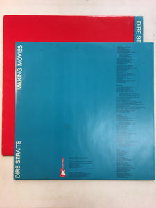 DIRE STRAITS LP ; MAKING MOVIES