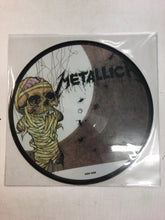"Load image into Gallery viewer, METALLICA 10"" PICTURE DISC ; ONE"