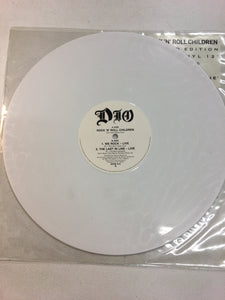 "DIO 12"" LIMITED EDITION; ROCK 'N' ROLL CHILDREN"
