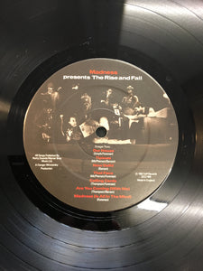 MADNESS LP ; The Rise & Fall
