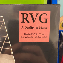 Load image into Gallery viewer, RVG: A QUALITY OF MERCY LIMITED WHITE VINYL