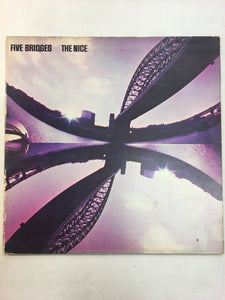 THE NICE LP ; FIVE BRIDGES