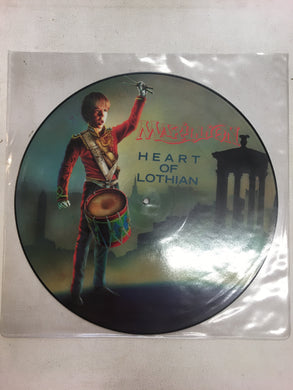 "MARILLION 12"" PICTURE DISC ; HEART OF LOTHIAN"