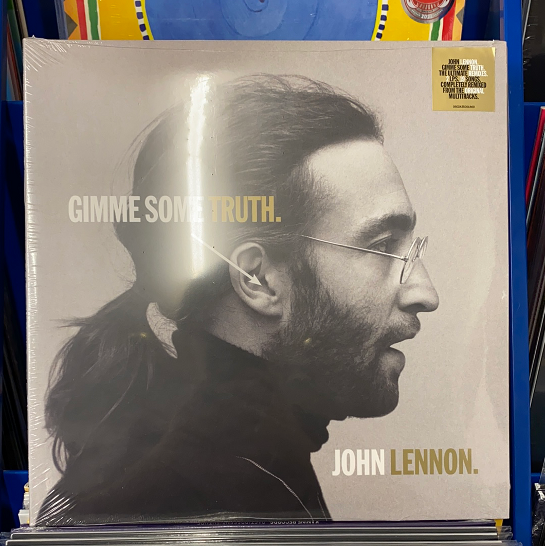 JOHN LENNON: GIVE ME SOME TRUTH 2LP VINYL (09.10.20)