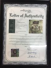 Load image into Gallery viewer, LINKIN PARK ; SIGNED COA / ROAD TO REVOLUTION