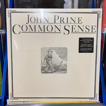 Load image into Gallery viewer, JOHN PRINE: COMMON SENSE 1LP VINYL RECORD (11.12.20)