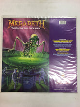 "Load image into Gallery viewer, MEGADEATH 12"" SHAPED PIC DISC ; ""NO MORE MR NICE GUY"""