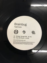 "Load image into Gallery viewer, POSITIVA ; BRAINBUG 12"" x2 set ; NIGHTMARE"
