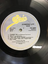 Load image into Gallery viewer, SADE LP ; DIAMOND LIFE