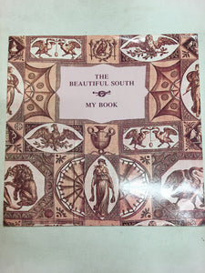 "THE BEAUTIFUL SOUTH 12"" ; MY BOOK"