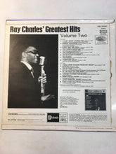 Load image into Gallery viewer, RAY CHARLES LP GREATEST HITS VOL II