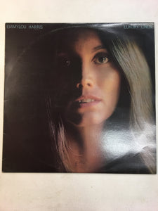 EMMYLOU HARRIS LP ; LUXERY LINER