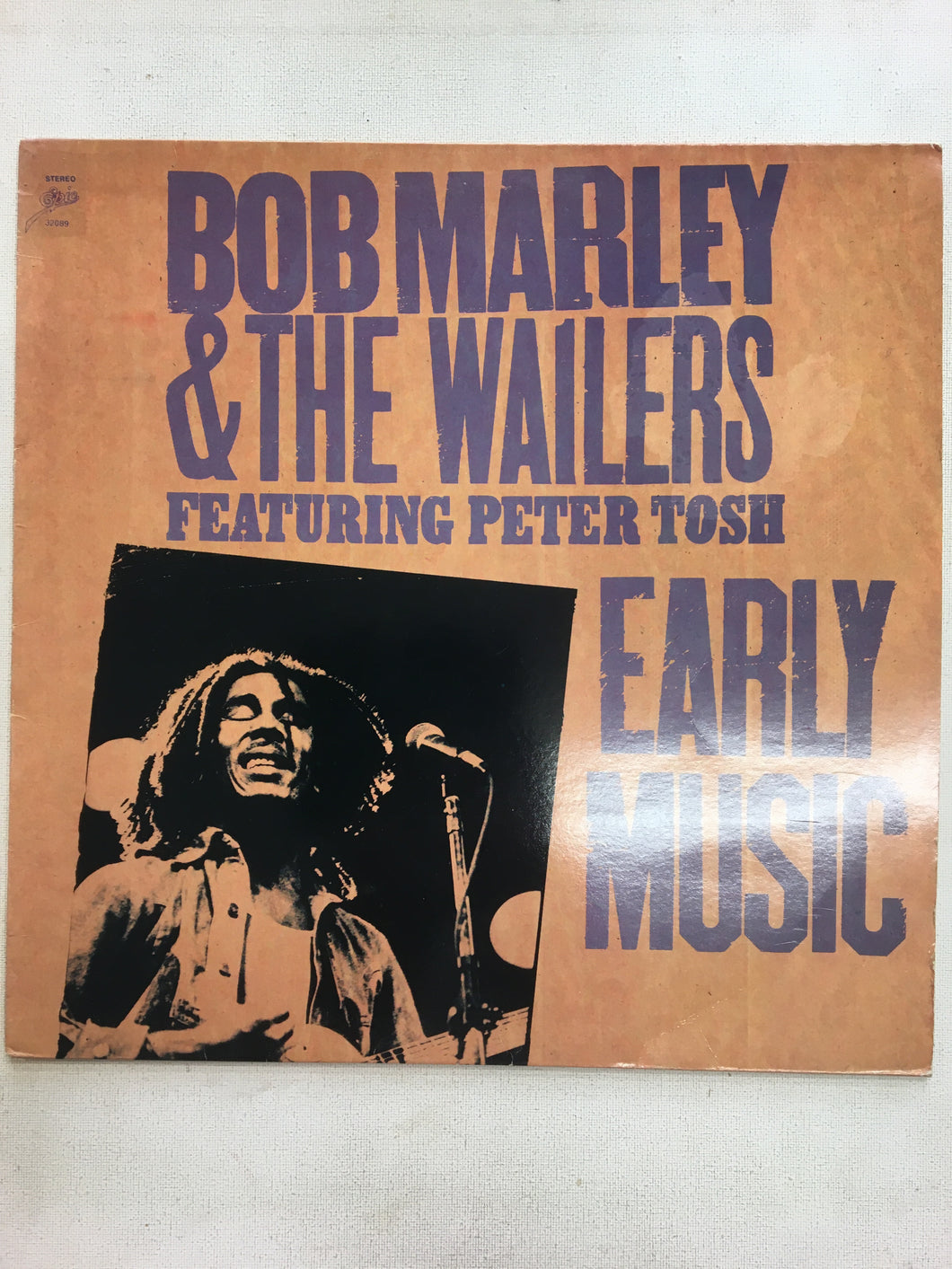 BOB MARLEY & THE WAILERS LP ; EARLY YEARS