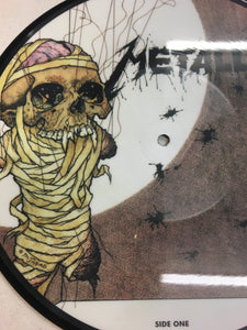 "METALLICA 10"" PICTURE DISC ; ONE"