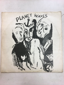 BOB DYLAN LP ; PLANET WAVES