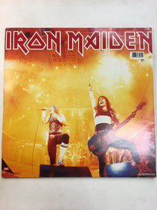 IRON MAIDEN LIMITED EDITION 2 x 12""
