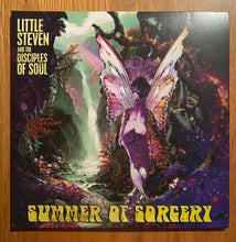Load image into Gallery viewer, LITTLE STEVEN AND THE DISCIPLES OF SOUL - SUMMER OF SORCERY 2LP