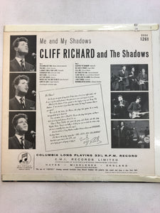 CLIFF RICHARD LP ; ME AND MY SHADOWS