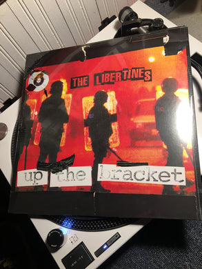 The LIBERTINES LP ; up the bracket