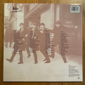 THE BEATLES - LIVE AT THE BBC 2LP VINYL