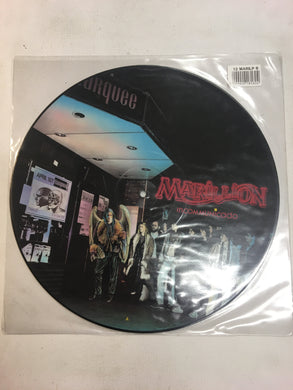 "MARILLION 12"" PICTURE DISC 1987"