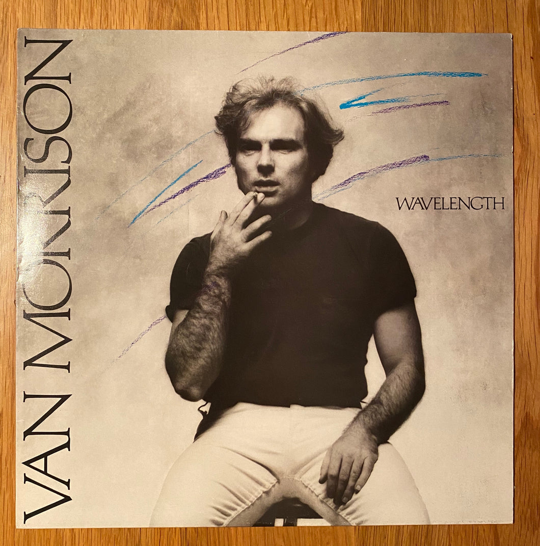 VAN MORRISON - WAVELENGTH 1LP VINYL