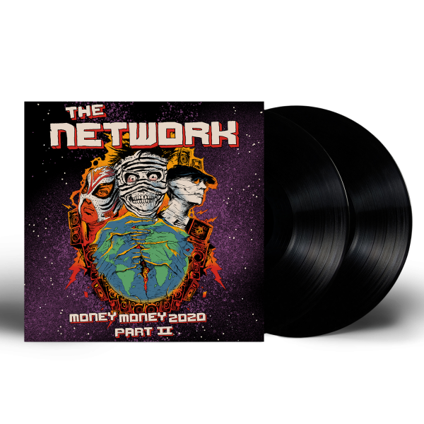 THE NETWORK: MONEY MONEY 2020 PT2: WE TOLD YA SO! 2LP VINYL RECORD (16.04.21)