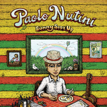 Load image into Gallery viewer, PAULO NUTINI : SUNNY SIDE UP - 1LP YELLOW VINYL RECORD