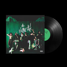 Load image into Gallery viewer, YUNGBLUD: WEIRD! - WHITE VINYL OR  NIGHTTIME VINYL 1LP