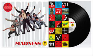 MADNESS: 7 (REMASTERED) 1LP VINYL RECORD (26.03.21)