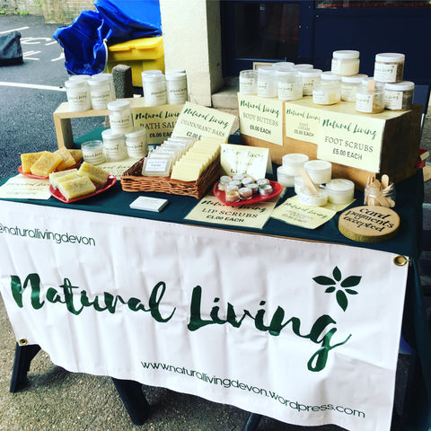 Natural Living Devon Stand