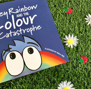 Riley Rainbow and the Colour Catastrophe - OUT NOW!