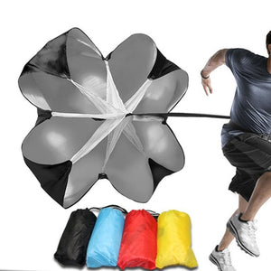 Parachute of physical training