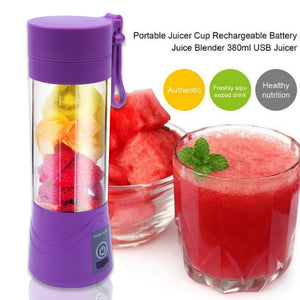 Rechargeable Portable Mixer 2.0 // Battery Operated Blender