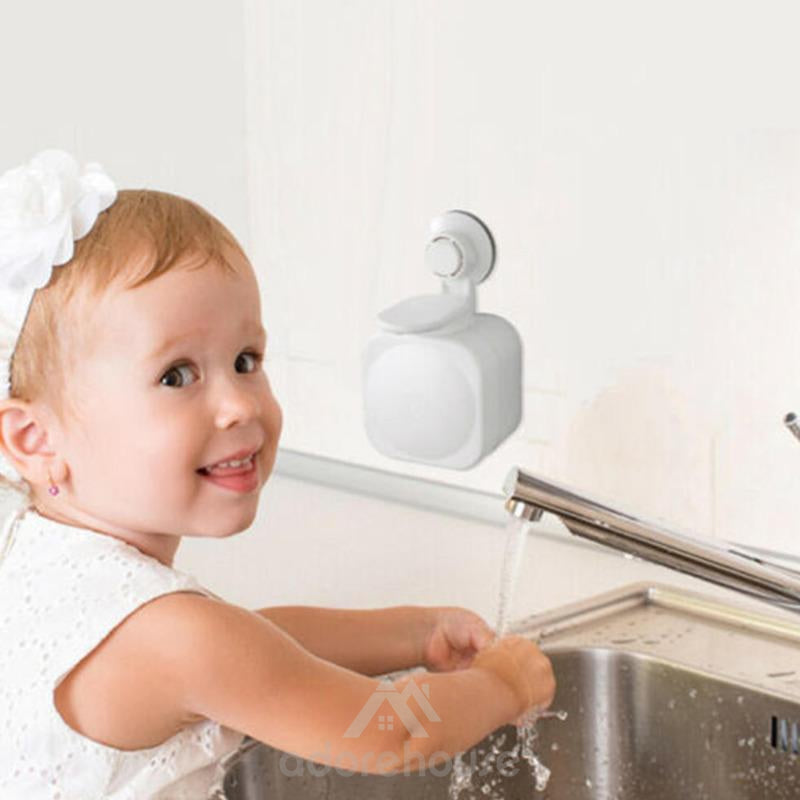 Wall-mounted Bath Soap Dispenser Hand Washer-Bed & Bath-Adorehouse.com