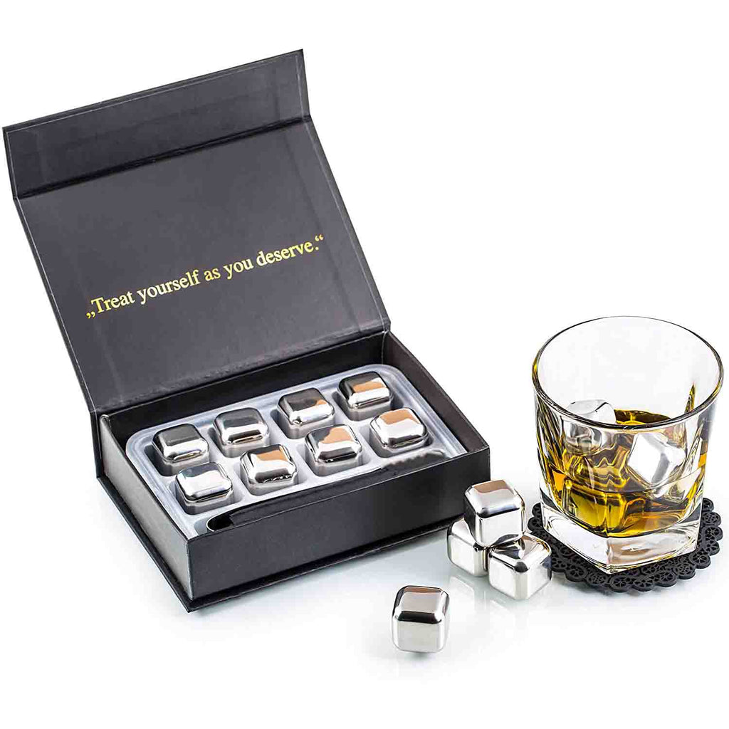 (8Pcs) Whiskey Chilling Stones