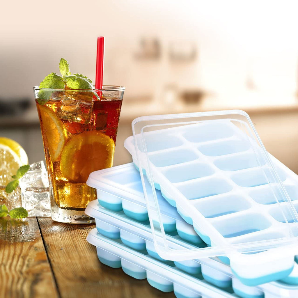 Ice Cube Molds & Trays