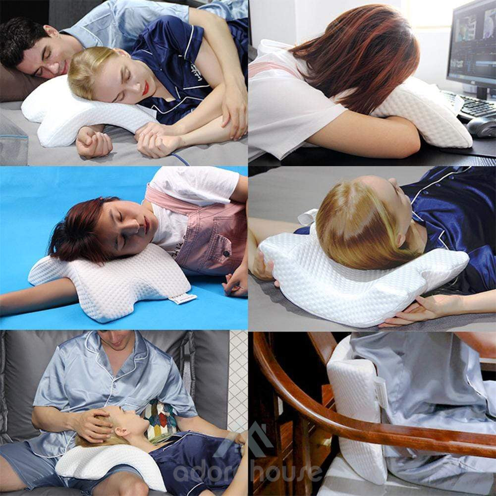 Multifunction 6 in 1 Slow Rebound Pressure Pillow-Decorative Pillows-Adorehouse.com