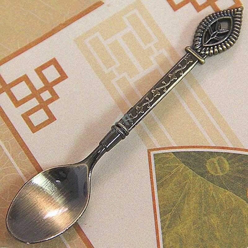 Solid Color Stainless Steel Soup Spoon-Dinnerware-Adorehouse.com
