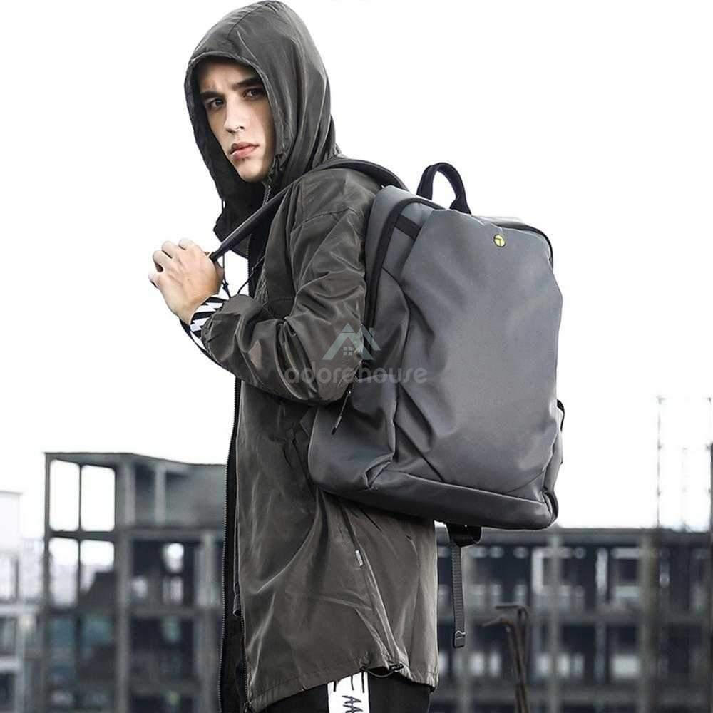 Anti-theft Water Resistant College School Backpack-Backpacks-Adorehouse.com