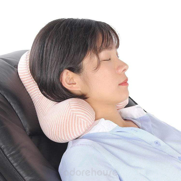 Memory Foam Slow Rebound Headrest Massage-Decorative Pillows-Adorehouse.com