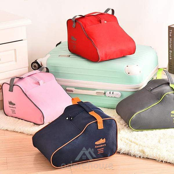 Pouch Portable Waterproof Outdoor Travel Shoe Storage Bag-Shoes Storage-Adorehouse.com