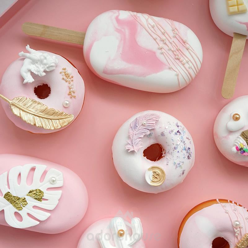 Simulation Ice Cream Donut Toy Decoration-Crafts & Ornaments-Adorehouse.com